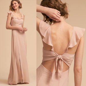 Anthropologie BHLDN Diana Dress - Pink